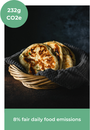 Image of vegan cheesy naan bread recipe by Liv Vegan Strong
