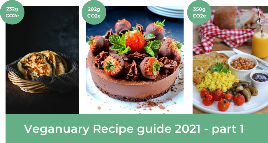 Veganuary Recipe Ideas and Guide 2021 part 1