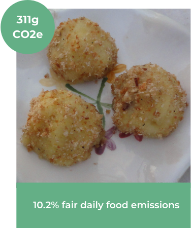 Image of Mashed Potato Balls from The Veggie Table