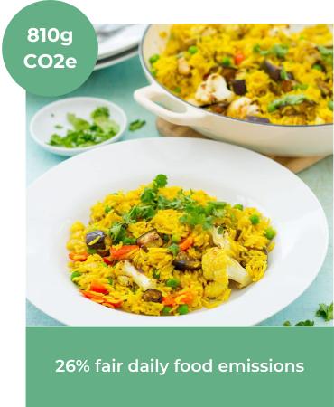 Vegetable Biryani recipe from Easy Peasy Foodie